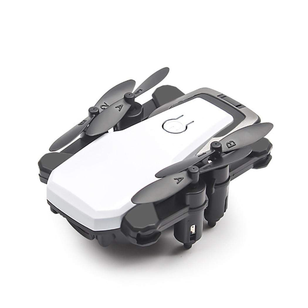 Amiubo Mini faltendes Quadcopter-Drohnen-Luftfotografie-Fernsteuerungsflugzeug-Spielzeug Helikopter & Quadrocopter