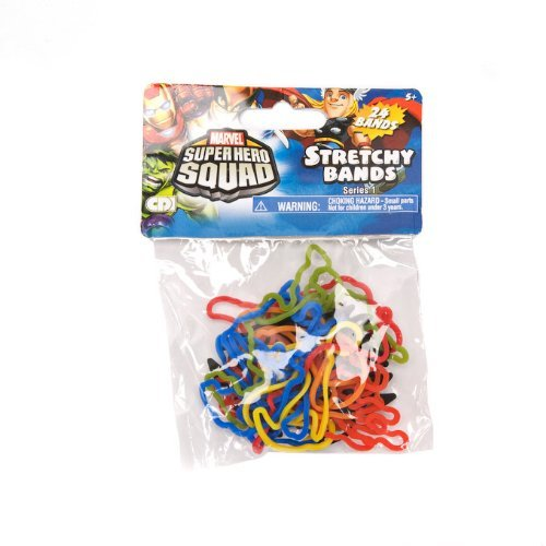 Shaped Rubber Bands - 5