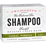 J.R. Liggett Bar Shampoo, Herbal Formula