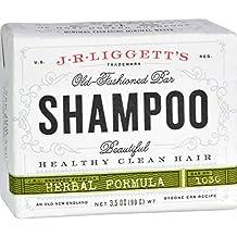 J.R. Liggett Bar Shampoo, Herbal Formula