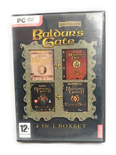 Baldurs Gate Box Set Sweden Pc product image