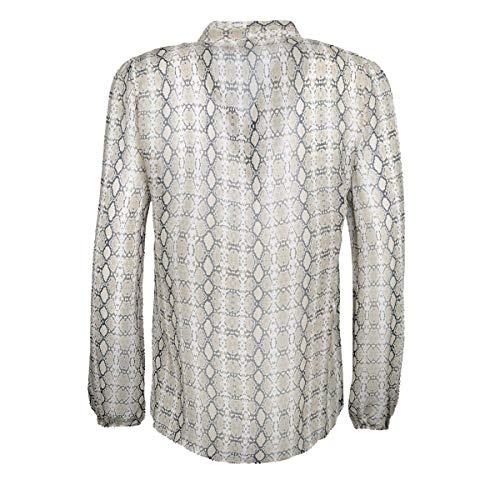 in fluid Pepe Shirt Patrizia fabric wAqZvnSSR
