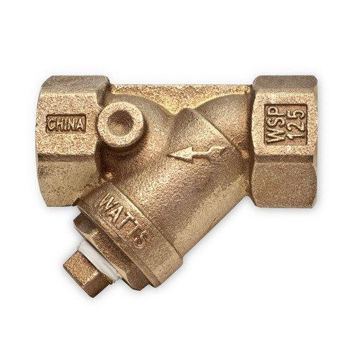 (1inch LF777SI Lead Free Brass Wye Strainer (Threaded))