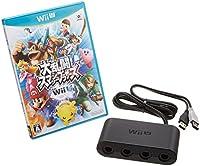 大乱闘スマッシュブラザーズ for Wii U ニンテンドーゲームキューブコントローラ接続タップセットの商品画像