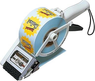 Pro SYSTEM AT06 0APF - Dispensador de etiquetas manual (redondo, ovalado o inusual,