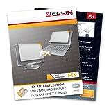 Displayschutz@FoliX - atFoliX Lámina protectora de pantalla FX-Antireflex para Pantalla estándar 15,0 pulgada 305 x 228mm - ¡Protección antirreflejos para la pantalla!