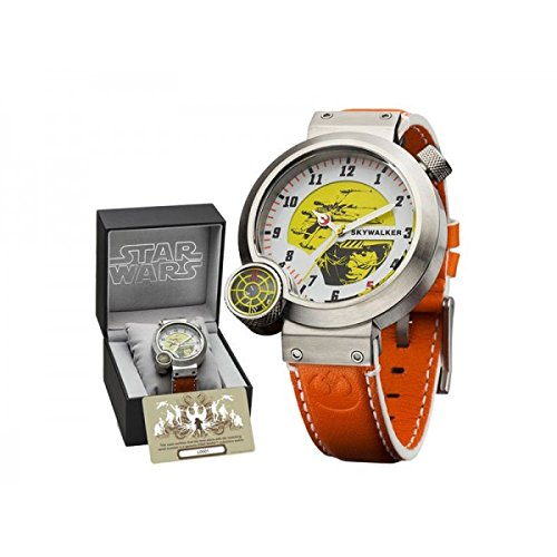 Genuine Star Wars Luke Skywalker Adult Collectors Watch