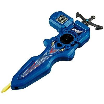 Burst B-93 Tool Digital Sword Launcher Blue Takara Tomy Korea Imported: Toys & Games