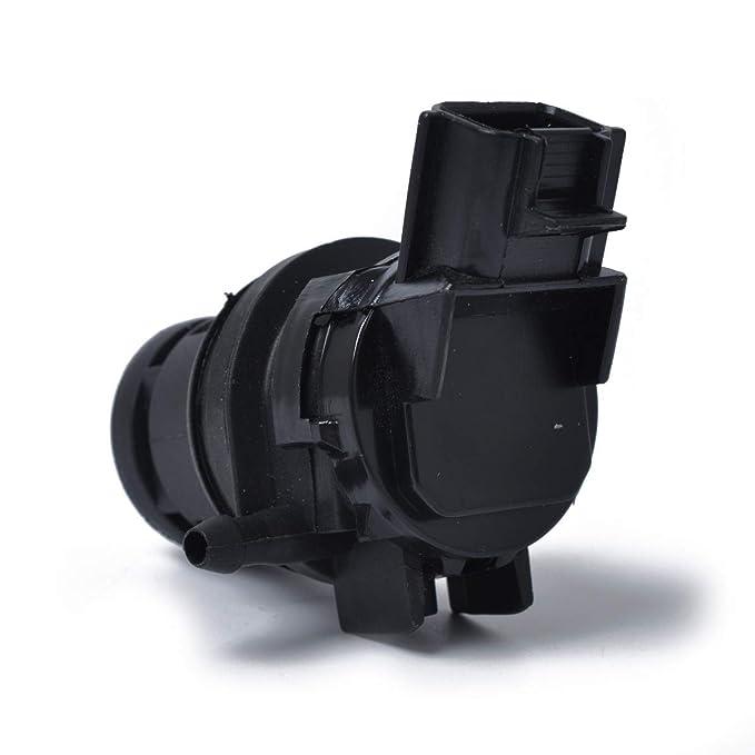 Amazon.com: HERCHR Windshield Washer Pump for Toyota 85330-21010 ...