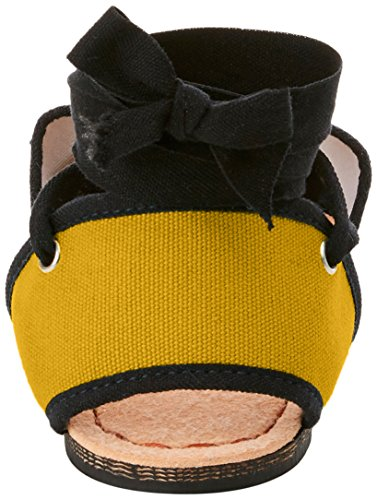 Couple Giallo Donna Spartans amp;Pie Shoes Yellow Espadrillas Original Sunset YAqp5fq