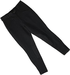 Sharplace Pantaloni Jodhpurs Di Equitazione A Cavallo Confortevole Tessuto Maglia + Fibra di Cuoio Donna Uomini Sport Accessori - 27inch