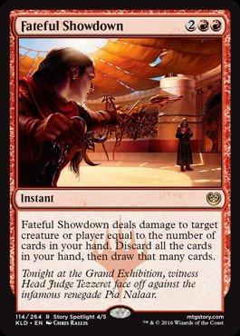 Magic: the Gathering - Fateful Showdown (114/264) - Kaladesh