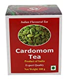 Cardomom Flavoured Refreshing Tea Pure Assam Black Tea- 100 gm