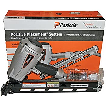 Paslode Pf250s Pp Positive Placement Nailer Amazon Com