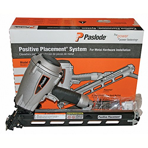 - Paslode PF250S-PP Positive Placement Nailer