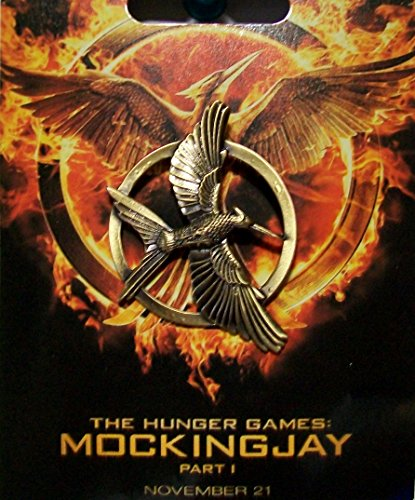 The Hunger Games: Mockingjay Part 1 Pin