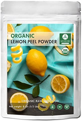 Naturevibe Botanicals Organic Powder Ounces product image