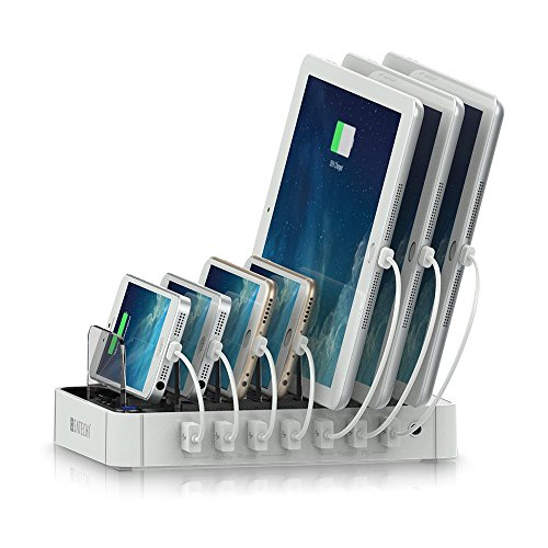 Satechi 7 Port Charging Station Samsung
