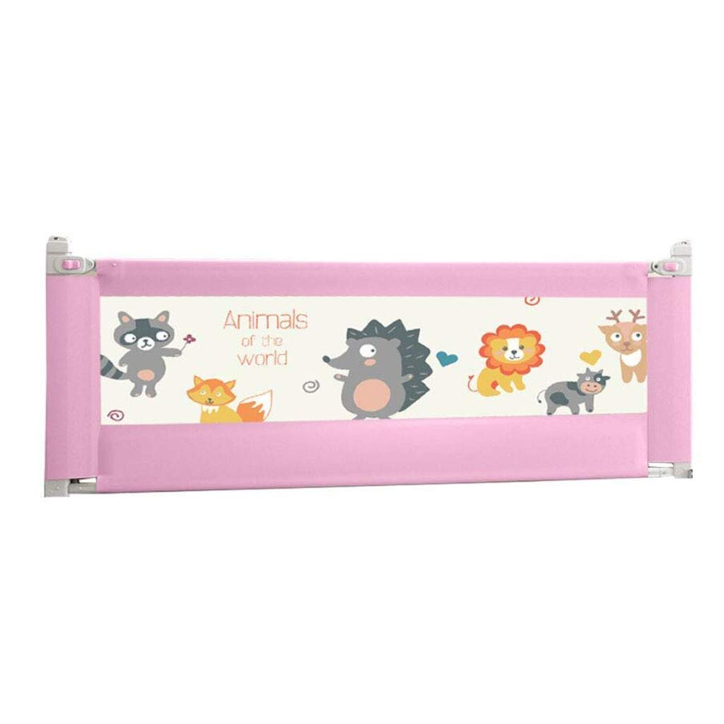 CEYZF Bed Rail for Baby, Portable and Steady Bed Guard Baby Safety Bed Rail (Size : 120cm)