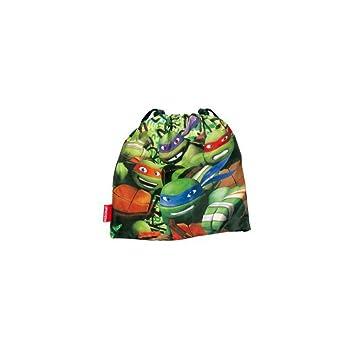 Saco Tortugas Ninja Ready pequeño: Amazon.es: Juguetes y juegos
