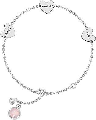 bracelet femme personnalisable prenom