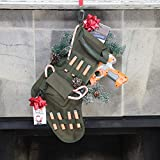 RUCKUP RUXMTSG Tactical Christmas Stocking, OD