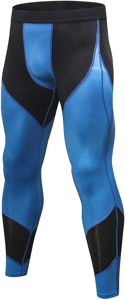 ZOMUSAR 2019 ❀ Mens Summer Coloured Spliced Pants Running Training Yoga Pants