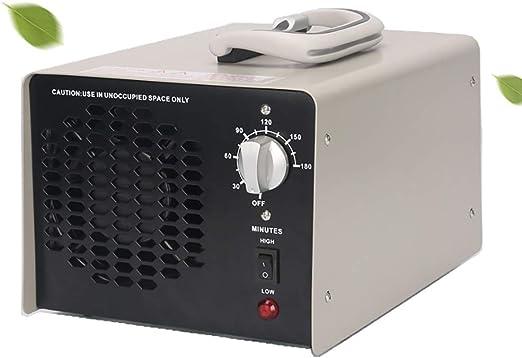 Generador de ozono 30 g/h Purificador de Aire Ajustable ...