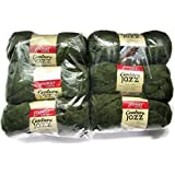 Couture Jazz Yarn, 6-Pack (Olive)