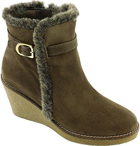 Justina – Chaussures femme escarpins bout rond arrière
