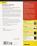 Windows Internals, Part 2 (6th Edition) (Developer Reference)