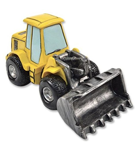 Yellow Loader Money Bank