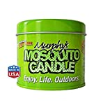 Murphy's Mosquito Candle - Natural Insect Repellent - Burns 30 Hours - Made in USA!