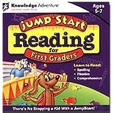 JUMPSTART READING FOR 1ST GRADE