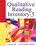 img - for Qualitative Reading Inventory (5th Edition) (Edition 5) by Leslie, Lauren, Caldwell, JoAnne Schudt [SpiralBound(2010  ] book / textbook / text book