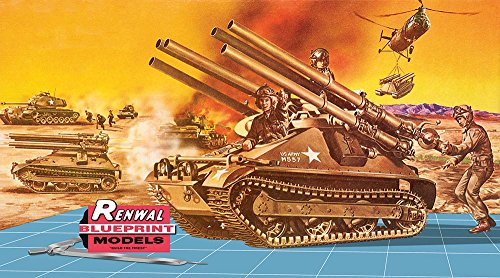 Revell Monogram 1:32 - M-50ontos Limited (Two Monogram)