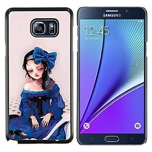 "For Samsung Galaxy Note5 / N920 , S-type Naturaleza Nube Sombra"" - Arte & diseño plástico duro Fundas Cover Cubre Hard Case Cover"