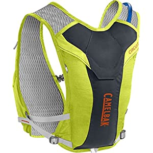 CamelBak 2016 Circuit Hydration Vest, Lime Punch/Charcoal