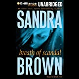 Front cover for the book Breath of Scandal by Sandra Brown
