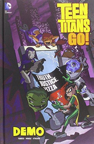 Demo (Teen Titans GO!)