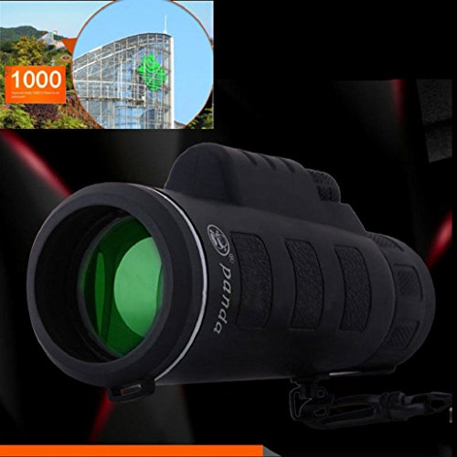 40x60 HD Optical Monocular Teles...