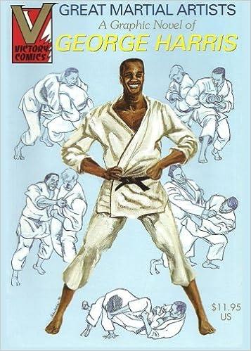 Amazon com: George Harris Graphic Novel: Great Martial