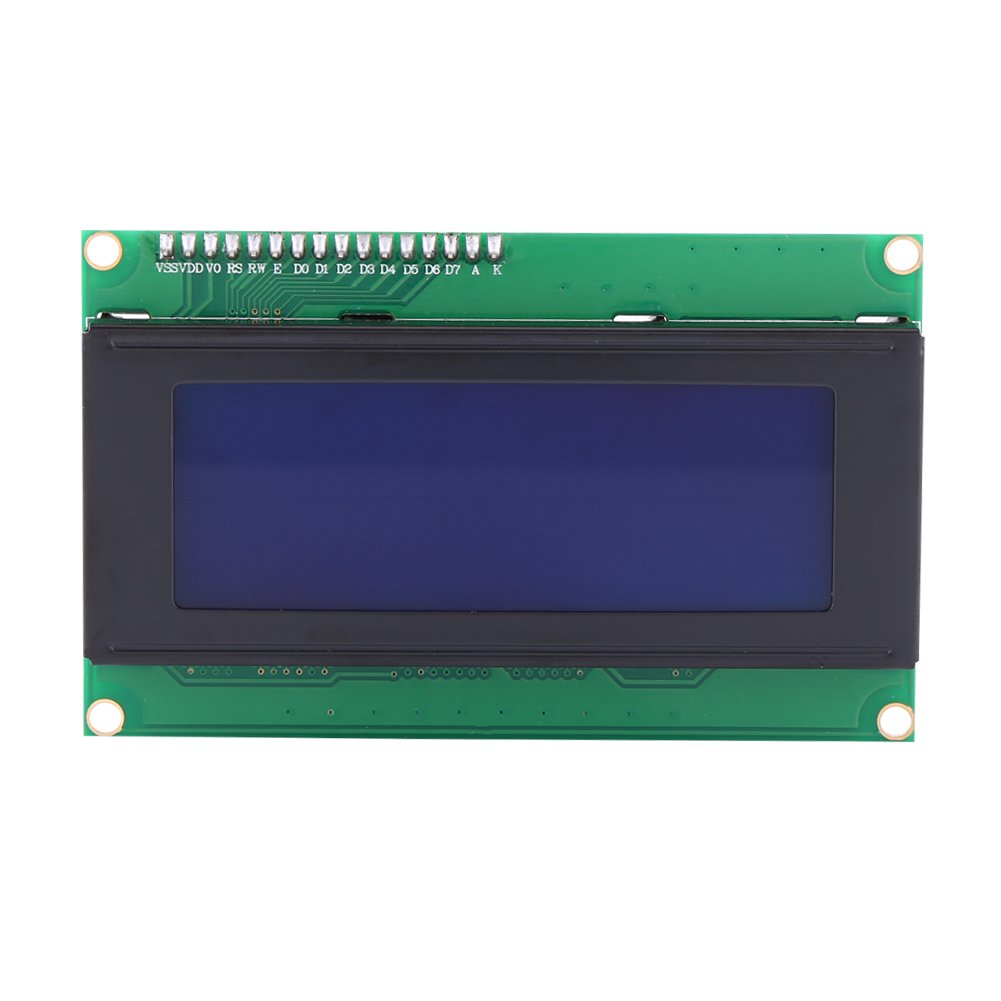 5V I2C IIC Serial LCD Display Module Blue Screen White Character with Backlight for Arduino