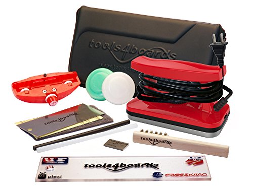 Tools4Boards GLOBAL UberStation Ski and Snowboard Tuning Kit by Tools4Boards