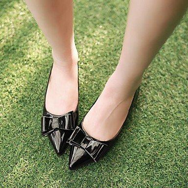 pwne Las Mujeres Sandalias De Verano Caen Club Zapatos Zapatos Formales Comfort Novedad Oficina Exterior De Piel Sintética Pu &Amp; Carrera Parte &Amp; Casual Vestido De Noche US8.5 / EU39 / UK6.5 / CN40