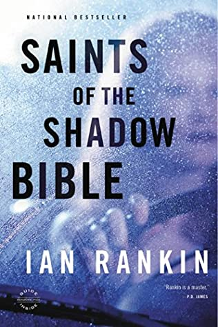 book cover of Saints of the Shadow Bible