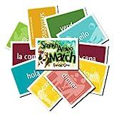 Spanish Amigo Match (Spanish/English Flash Cards and Game) (Classical Academic Press) (Spanish Edition)