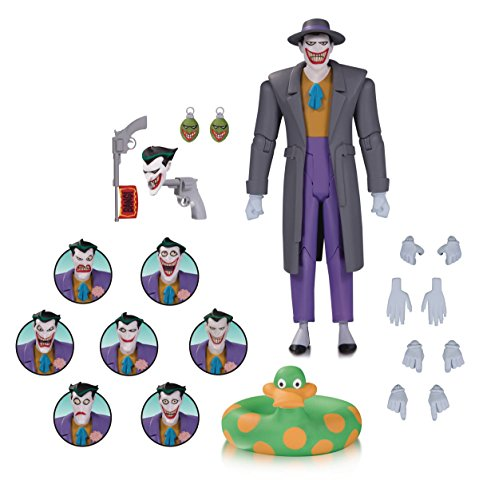 DC Collectibles Batman The Animated Series: The Joker Expres