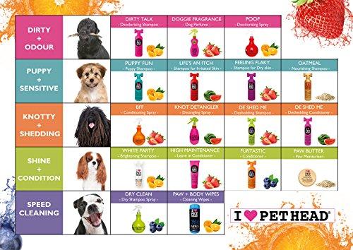 Pet Head Dry & Sensitive Shampoo 7