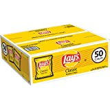 Lays Classic Potato Chips (1 oz. bags, 50 ct)